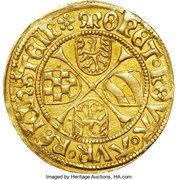 1 Goldgulden - Albrecht & Karl I – reverse