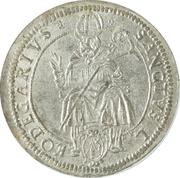 1 Thaler - Leopold Wilhelm von Österreich – obverse
