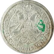 1 Thaler - Leopold Wilhelm von Österreich – reverse