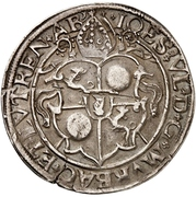 ½ Guldenthaler - Johann Ulrich von Raitenau – obverse