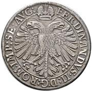 1 Thaler - Ferdinand II – reverse