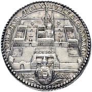 5 Ducat - Placidus von Zurlauben (silver trial) – reverse