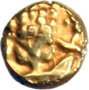 1 Fanam (Kanthirava) – obverse