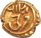 Fanam - Tipu Sultan (Farrukhi mint) – reverse
