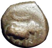 ¼ Paisa - Tipu Sultan (Faiz Hisar mint) – obverse