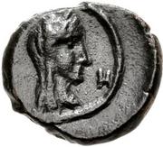 Æ11 - Aretas IV & Shaqilath (Petra) -  reverse