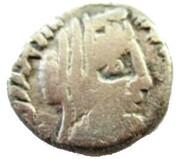 Drachm - Rabbel II and Gamilat (Petra) – reverse