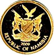 50 Dollars (World Championship of Football 2010 - Johannesburg - Soccer City) – obverse