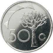 50 Cents – reverse