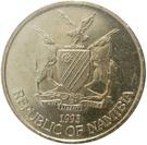 1 Dollar – obverse