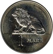 1 Mark (Trial strike) – reverse