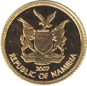 50 Dollars (10 Years Since the Death of Diana, Princess of Wales) – obverse