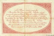 50 Centimes - Chambre De Commerce De Nantes – reverse