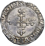 1 Carlino - Louis XII -  reverse