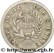 ½  Lira - Joachim Murat – reverse