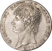 12 Carlini - Joachim Murat – obverse