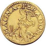 2 Scudo d'Oro - Carlo V – reverse