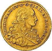 4 Ducati - Ferdinando IV – obverse