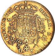 6 Ducati - Carlos III – reverse