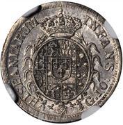 10 Grana - Ferdinando IV – reverse