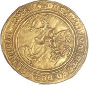 Ducato e Mezzo - Alfonso I – obverse