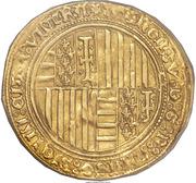Ducato e Mezzo - Alfonso I – reverse