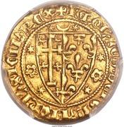 Saluto d'Oro - Carlo II – reverse