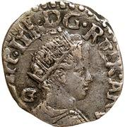 ½ Carlino - Felipe III – obverse