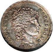 1 Lira - Joachim Murat – obverse
