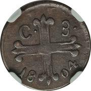 3 Cavalli - Ferdinando IV – reverse