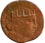 1 Cavallo - Ferdinando I (Aquila mint) – obverse