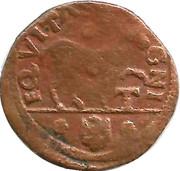 1 Cavallo - Ferdinando I (Aquila mint) – reverse