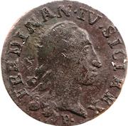 3 Cavalli - Ferdinando IV – obverse