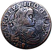 1 Grano - Carlos II – obverse
