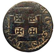 3 Cavalli - Felipe II – reverse