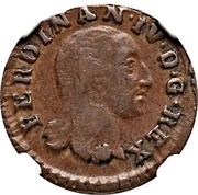 4 Cavalli - Ferdinando IV – obverse