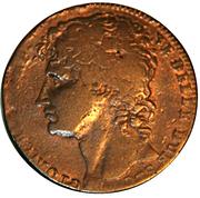 3 Grana - Joachim Murat – obverse