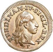 4 Cavalli - Fernando IV – obverse