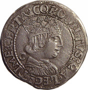 1 Coronato – reverse