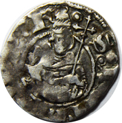 1 Bolognino - Giovanna II – reverse