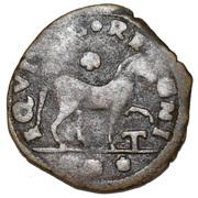 Cavallo - Ferdinando I d'Aragona – reverse