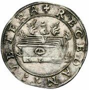 1 Carlino - Federico III – reverse