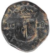 1 Grano - Felipe IV – reverse