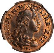 1 Grano - Ferdinando IV – obverse