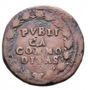 1 Pubblica - Felipe IV – reverse