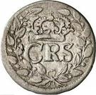 2 Rundstück - Carl XI (With ribbon) – obverse