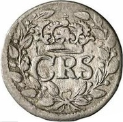 2 Rundstück - Carl XI (With ribbon) – obverse