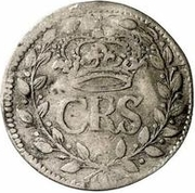 2 Rundstück - Carl XI (Without ribbon) – obverse
