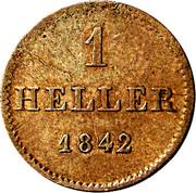 1 Heller - Adolph – reverse