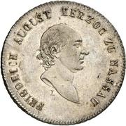 20 Kreuzer - Friedrich August – obverse
